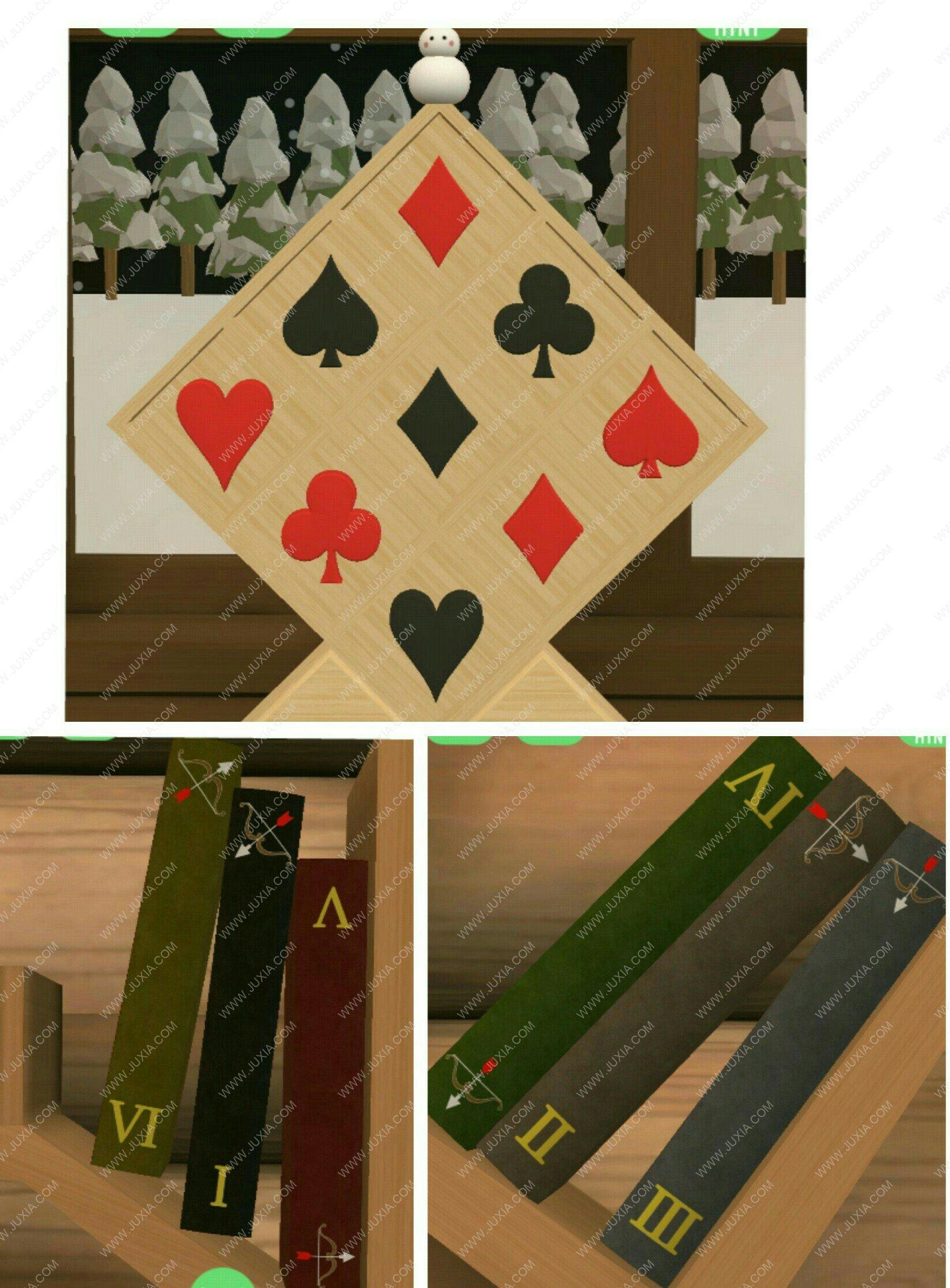 房间逃生小屋和矮人攻略图文 EscapeGameLodgesDwarfs游戏攻略全关卡-迷失攻略组