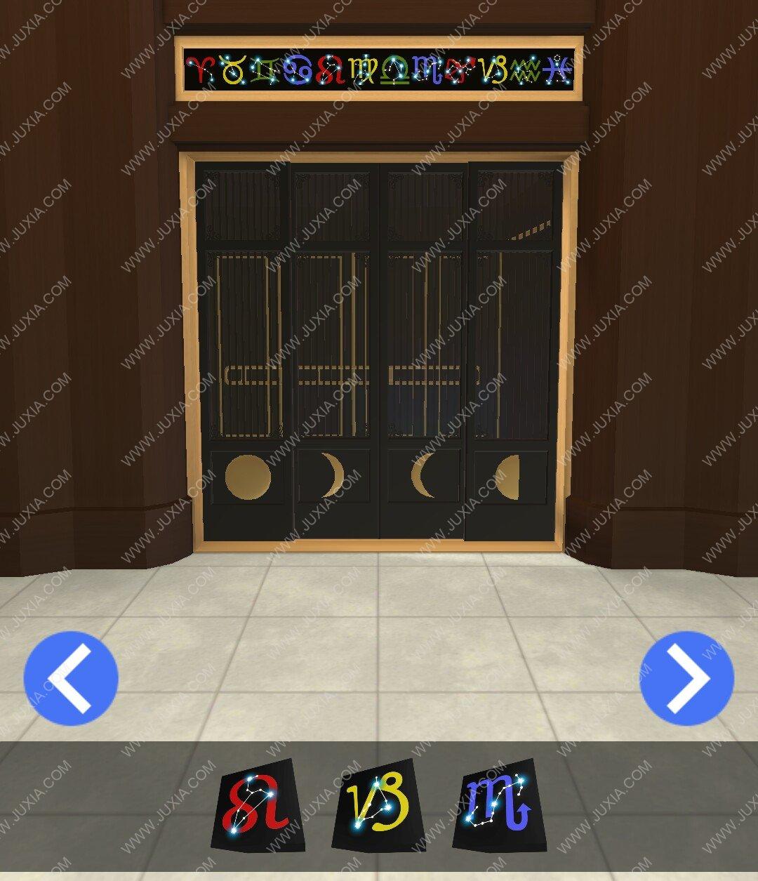 密室逃脱游戏星空攻略大全 EscapeGameStarrySky攻略图文全解-迷失攻略组