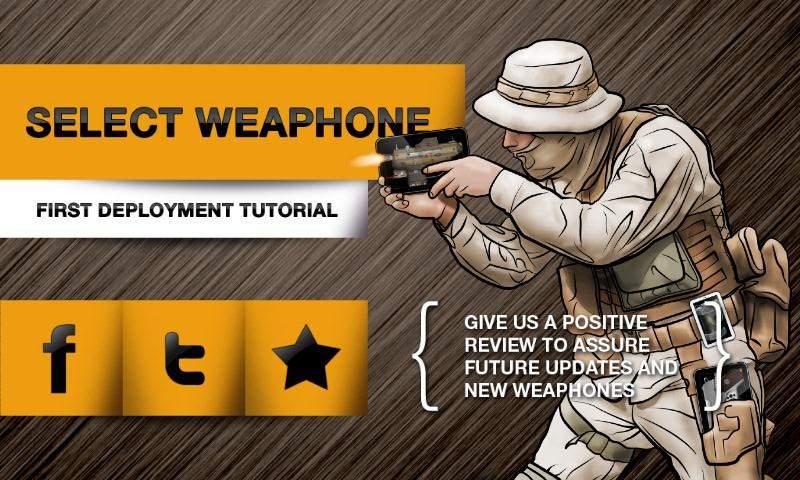 Weaphones枪械模拟器截图