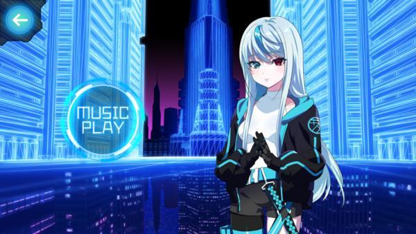少女神式音乐