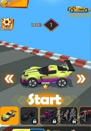 极限道路赛车挑战