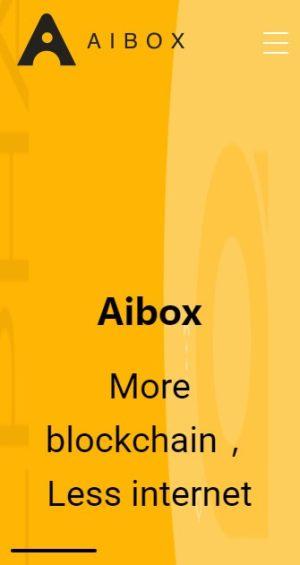 AIBOX币截图