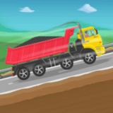 卡车赛车越野爬坡