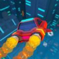 赛博飞车未来城市