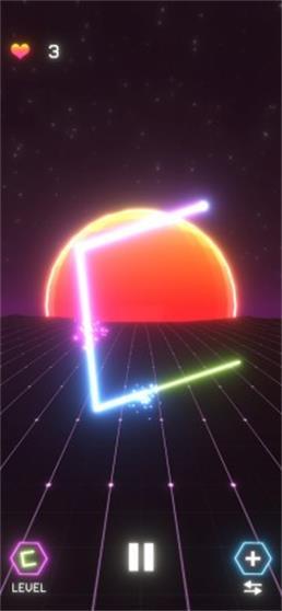 霓虹追逐者截图