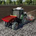 玉米农业耕种机