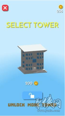 塔式建设堆叠
