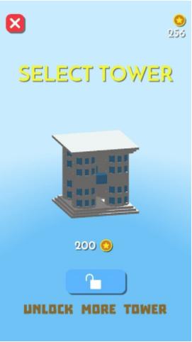 塔式建设堆叠截图