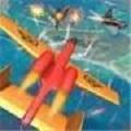 喷气式战斗机射击