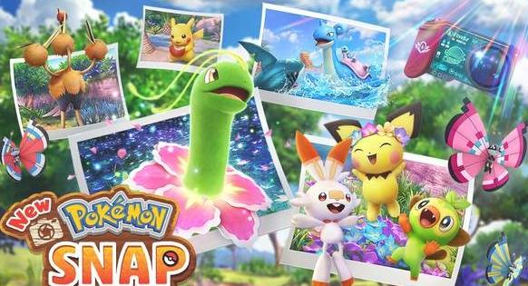 New宝可梦随乐拍获得IGN8分评价 让玩家轻松愉悦体验宝可梦世界