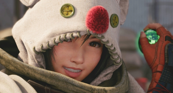 最终幻想7重制版总监谈关于尤菲人设 一位喜欢特立独行的少女
