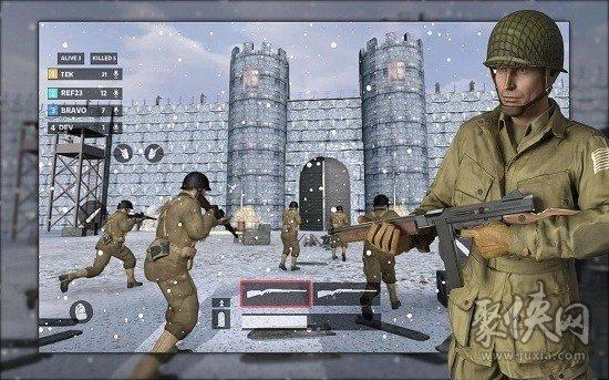 世界大战最后的堡垒