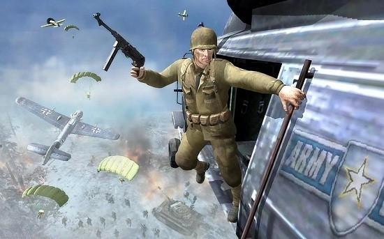 世界大战最后的堡垒截图