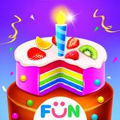 生日烤蛋糕