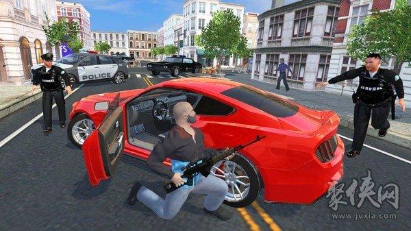 汽车盗窃模拟器