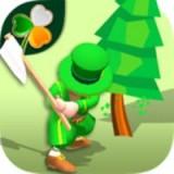 爱尔兰伐木工人3D