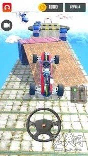 真正的3D赛车