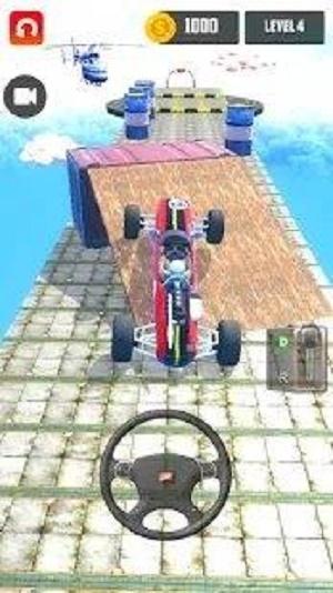 真正的3D赛车截图