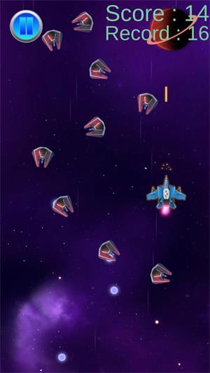 孢子猎人太空射手截图