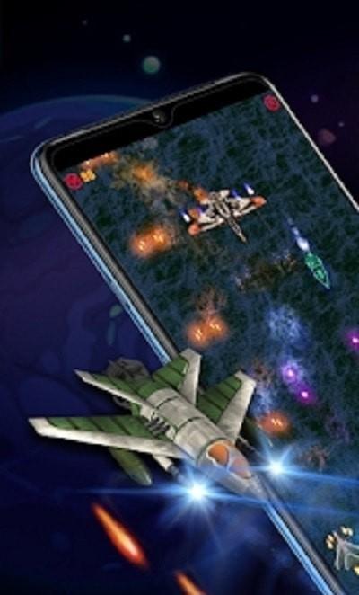 太空飞船射手截图