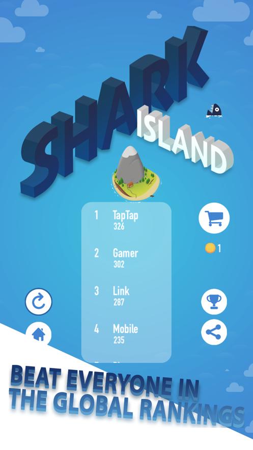 鲨鱼岛生存截图