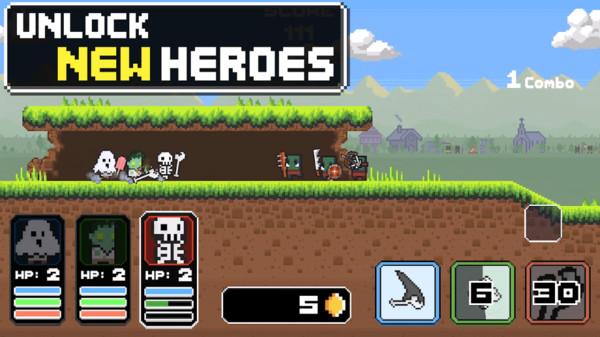 英雄奔跑大赛截图