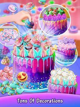 银河星际蛋糕