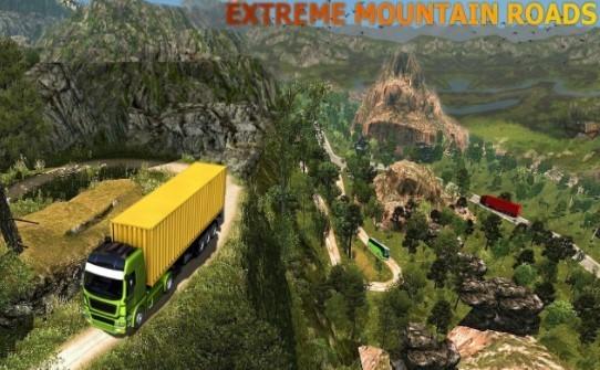 丝路越野卡车模拟器
