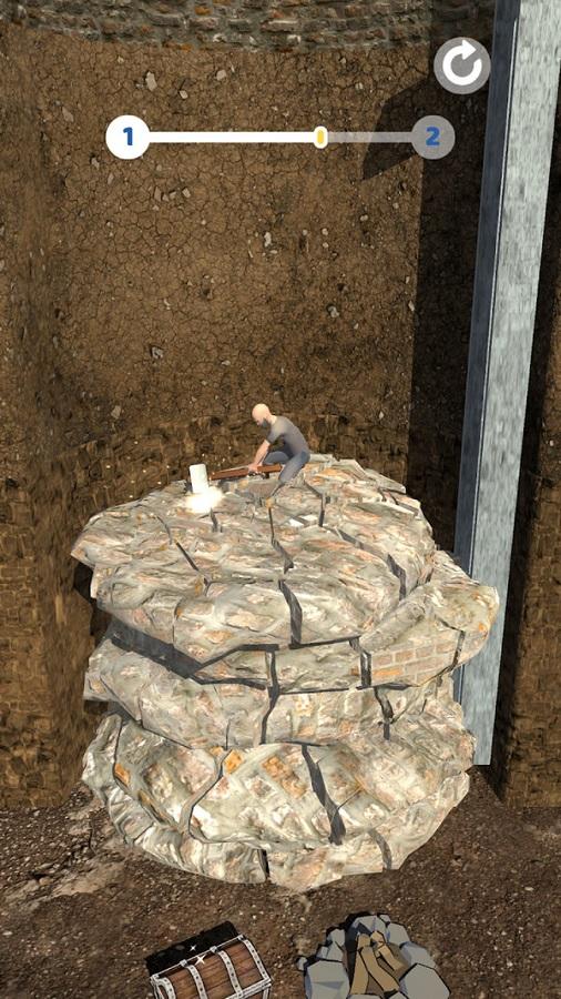 挖个矿截图