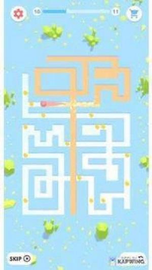 彩绘迷宫截图