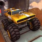 终极怪物卡车3D特技赛车
