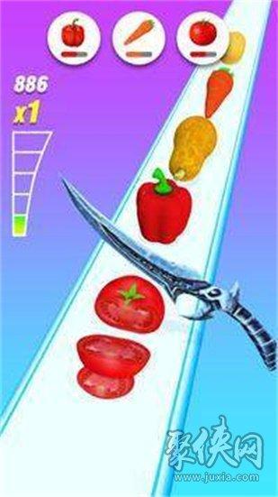 食品切割机