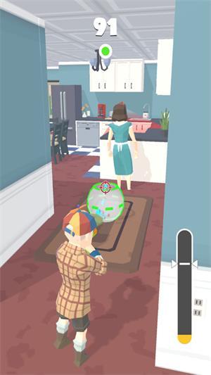 飞镖粉碎3D截图