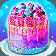 银河星级蛋糕