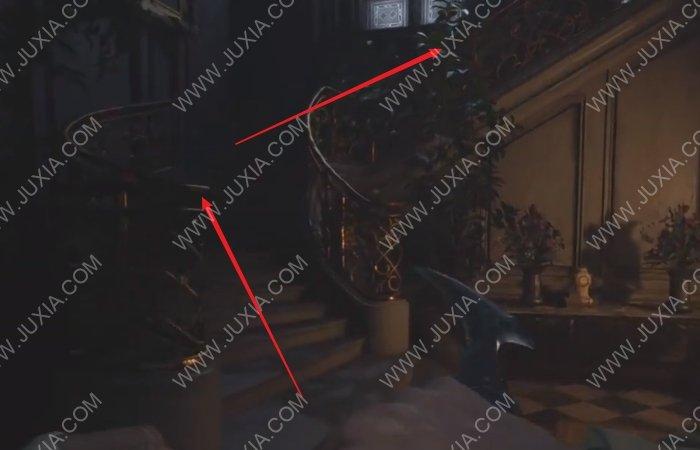 ResidentEvilVillage攻略第4部分 生化危机8村庄城堡内的钥匙怎么得到