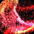炫彩粒子模拟
