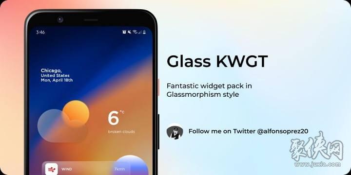 Glass KWGT