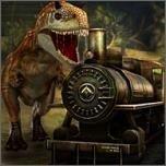 穿越恐龙公园