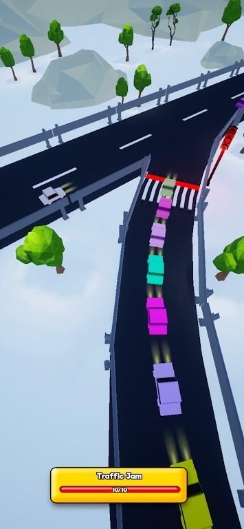 交通控制器截图