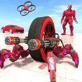蜘蛛车轮机器人