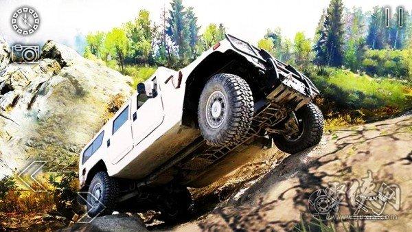 危险吉普车驾驶