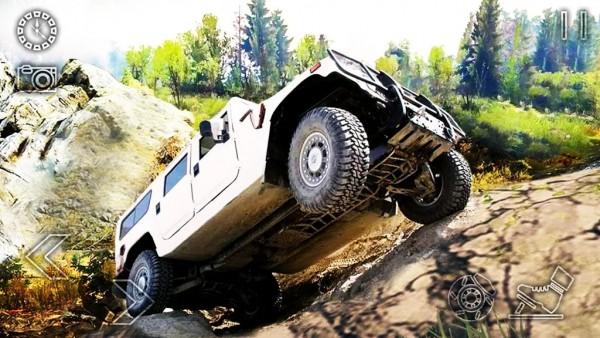 危险吉普车驾驶截图