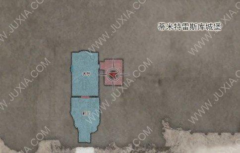 生化危机8结晶石全收集详解  ResidentEvilVillages城堡餐厅结晶石位置在哪