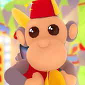 厨师猴子跑酷