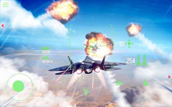 现代战机2021截图