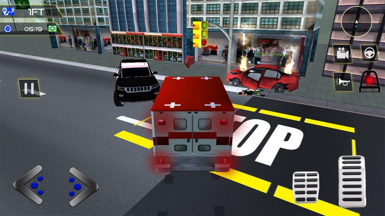 救护车在线模拟