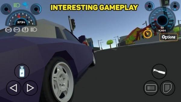 汽车像素漂移截图