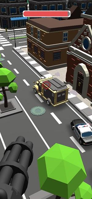 城市追逐3D截图