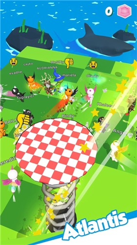 短跑派对3D截图