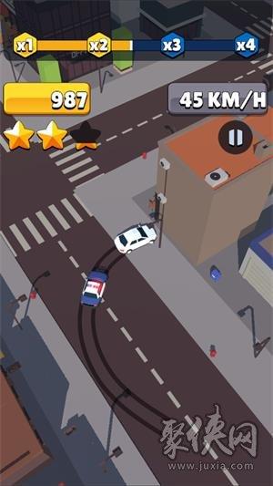 城市汽车碰撞